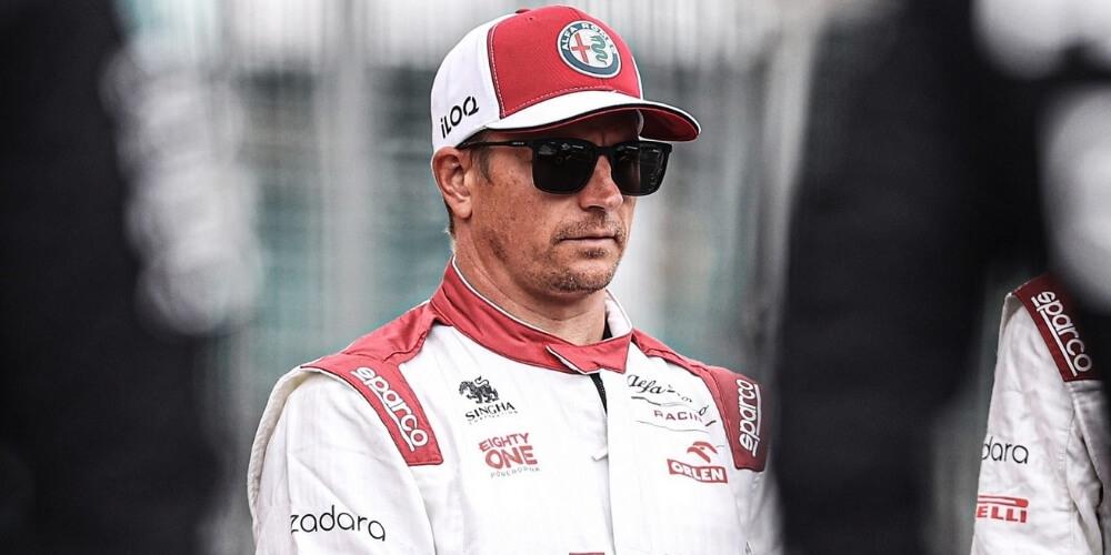 Formula One: 'Iceman' Kimi Raikkonen to retire at the end of 2021 season