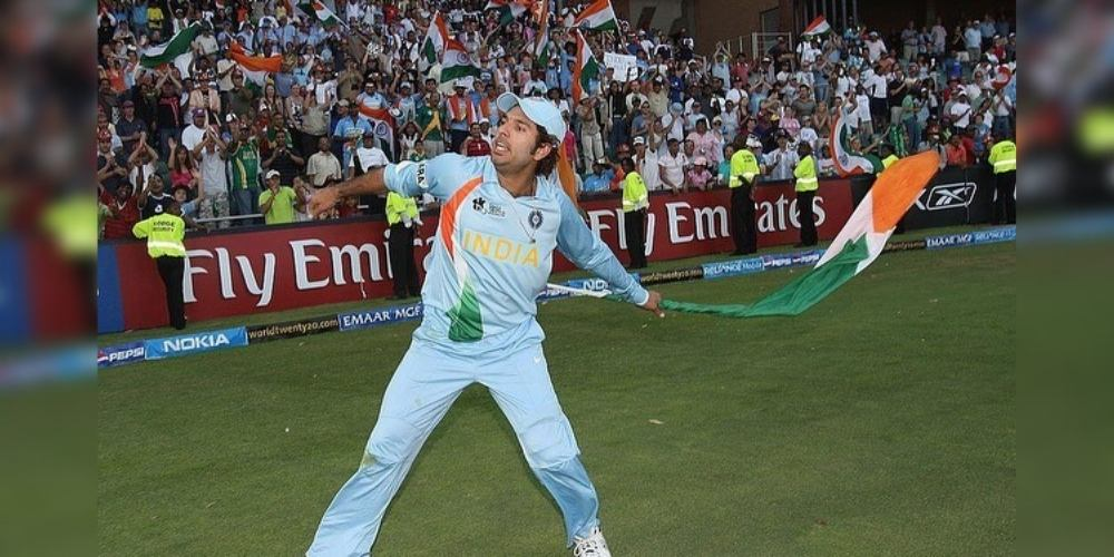 I was expecting to lead India for 2007 T20I World Cup but then Dhoni's name was announced: Yuvraj Singh