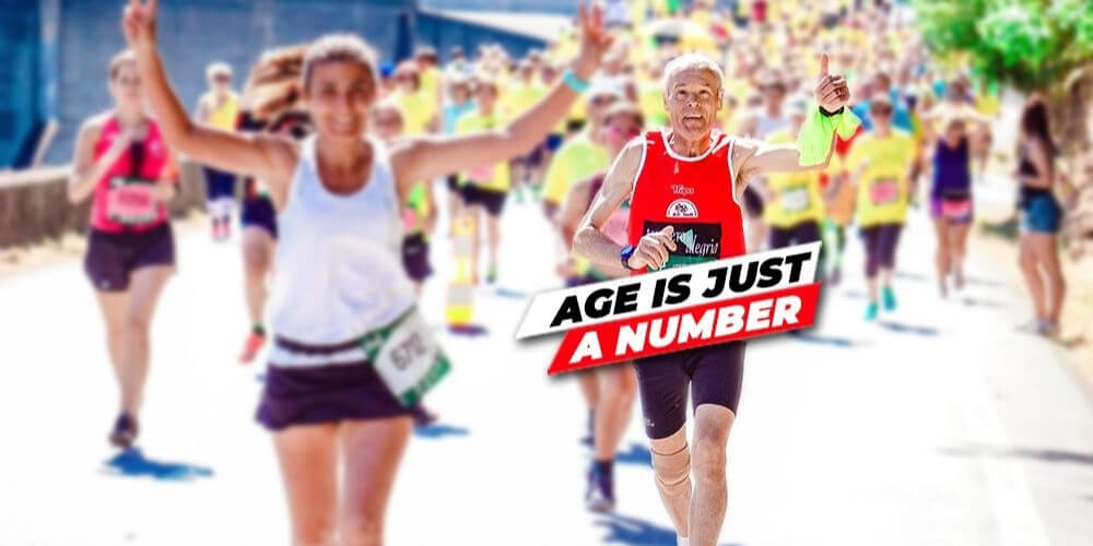 Because Age is just a Number
