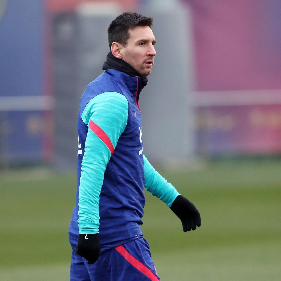 Messi missed out FIFA 21 Team of the Year for the first-time ever