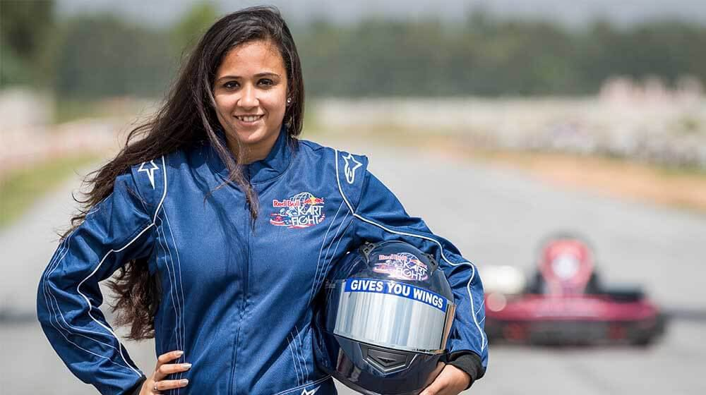 Mira Erda: The first Indian Female Driver to get into Euro JK Series