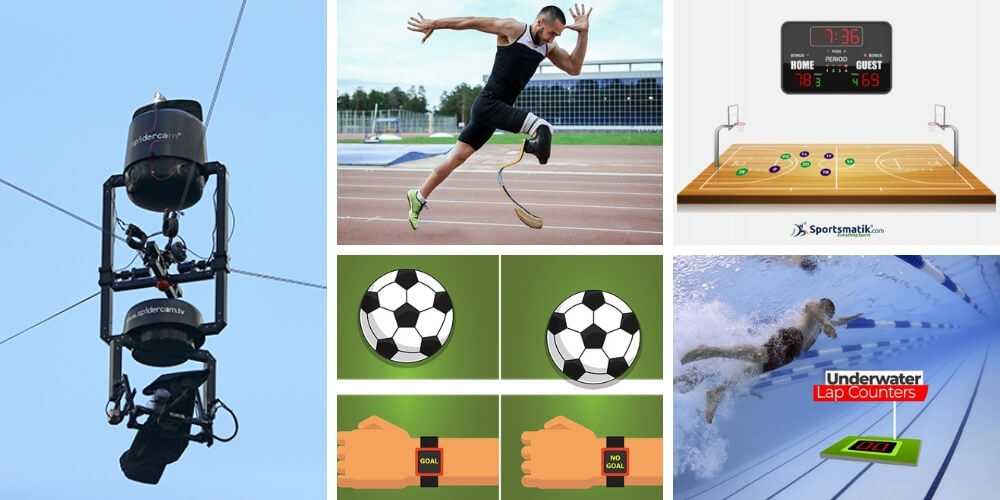 Top 5 Evolutions that Brought Revolution in Sports