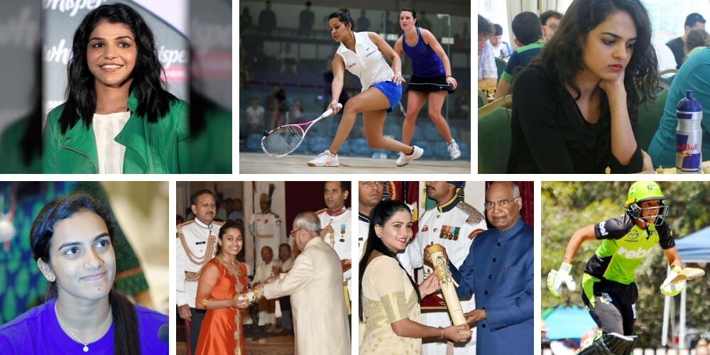 Seven Most Inspiring Female Faces of India