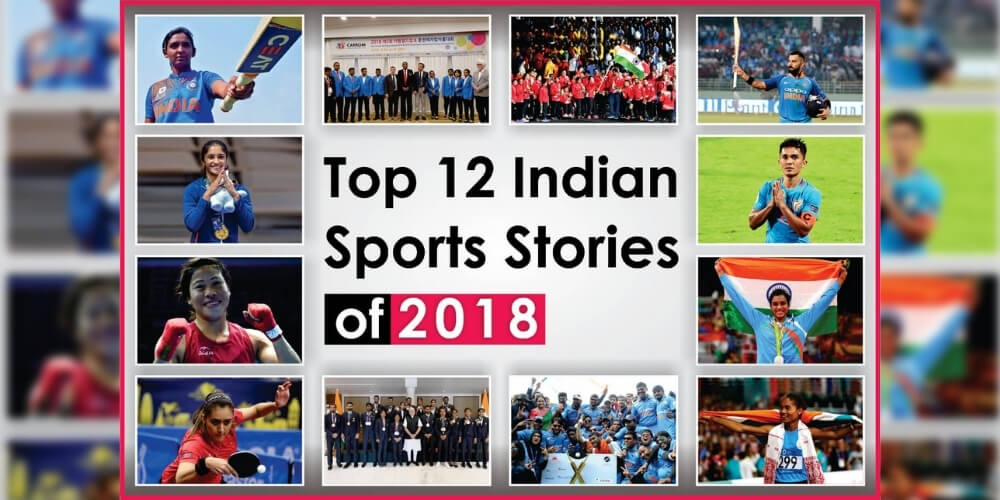 Top-12 Indian Sports Stories of 2018