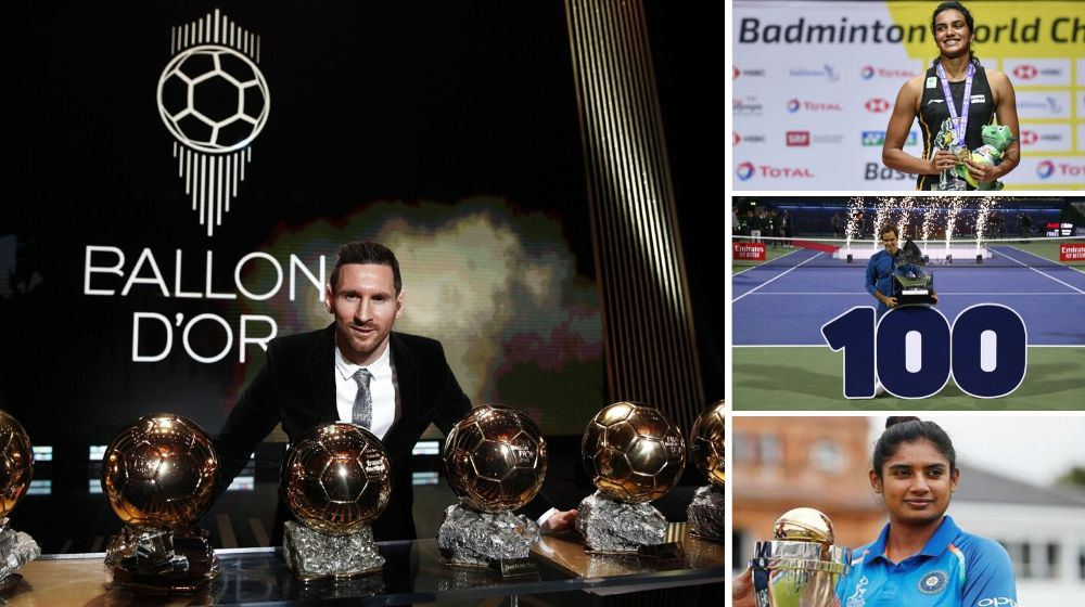 2019: Another Exciting Year in the Sports World has come to an end