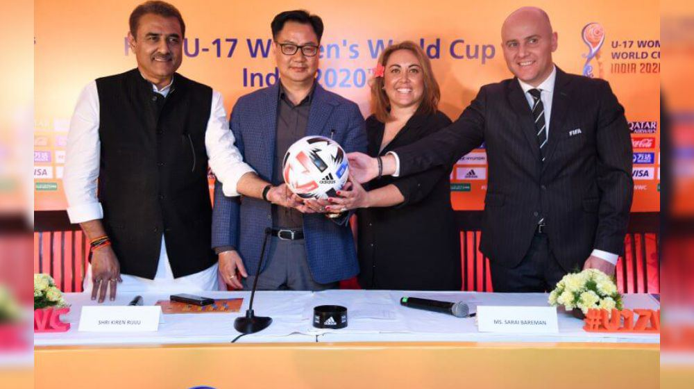 India will host the 2020 FIFA U-17 Women's World Cup: Match schedule and host cities announced