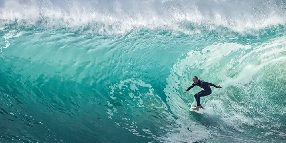 Surfers! The Olympics is calling you!