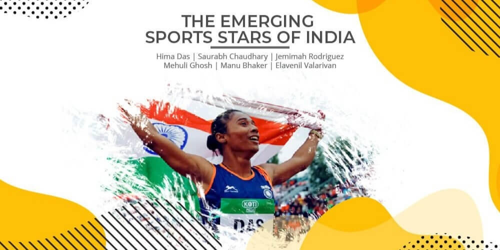The Emerging Sports Stars of India