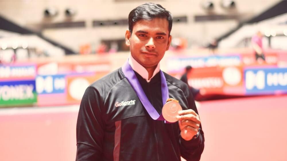 Manoj Sarkar: Three years to be a Para-Badminton World Champion