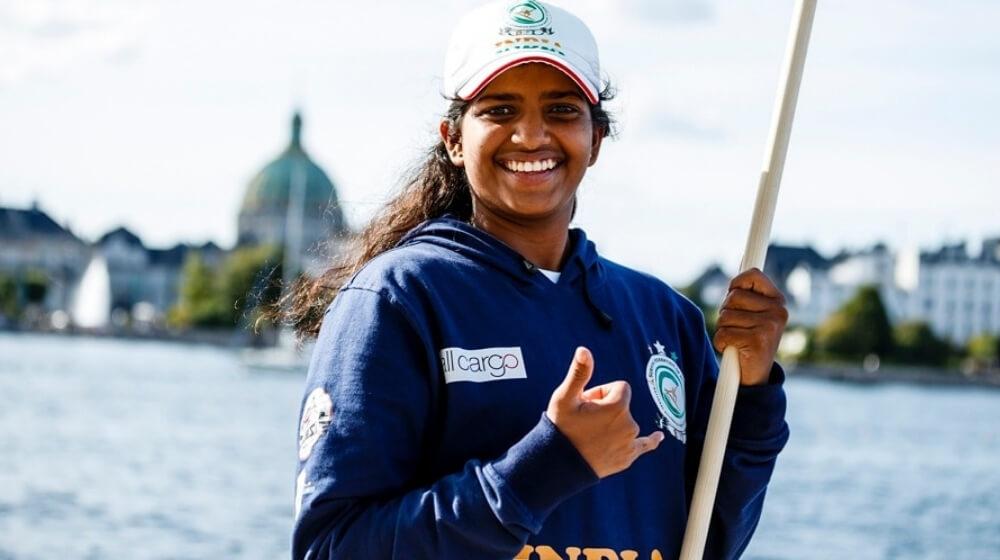Tanvi Jagadish- India's First Female Stand-Up Paddling Champion
