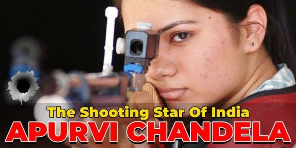 Apurvi Chandela's historical win at the ISSF World Cup