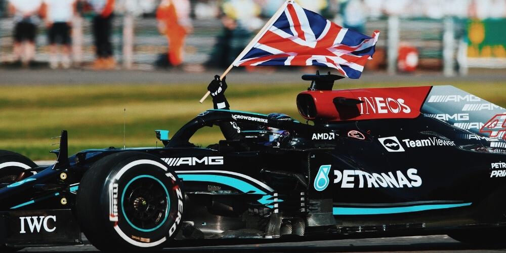 British Grand Prix 2021: A dramatic victory for Lewis Hamilton