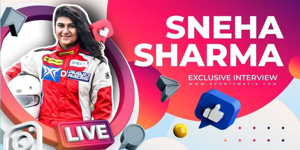 Women's Day Special: An Exclusive Interview with India's Racing Queen – Sneha Sharma