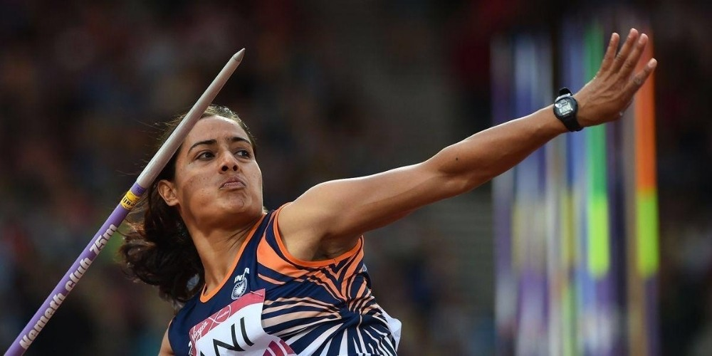 Annu Rani broke her Javelin National Record but missed the Olympics qualification mark