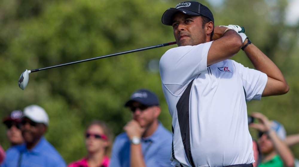Golf Bermuda Championship: Anirban Lahiri and Arjun Atwal to represent India
