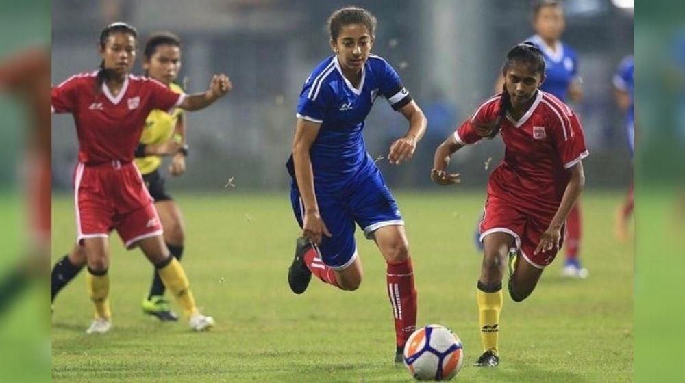 American college football club signed Indian U-17 female footballer Aveka Singh