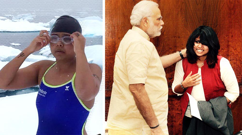 Conquered all five oceans in the world: Bhakti Sharma nominated for the Woman of the Year Award