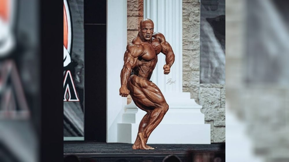 """""""Big Ramy"""" Elssbiay scripted history for Egypt, became the Mr. Olympia 2020 for the first time"""