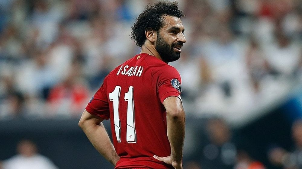Liverpool striker Mohamed Salah tests positive for COVID-19 for the second time
