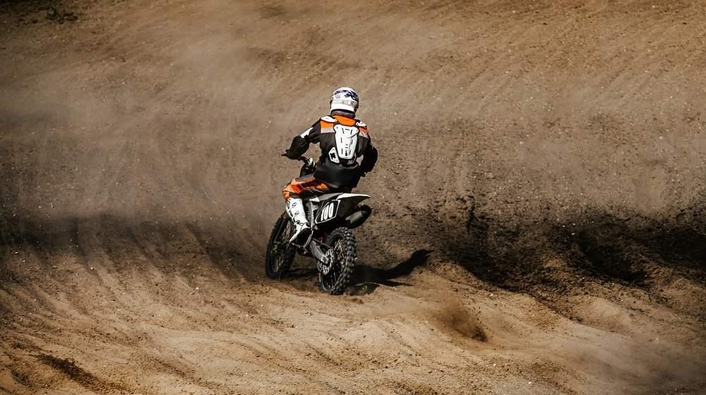 Samuel Shajan wins his maiden two-wheeler National Rally