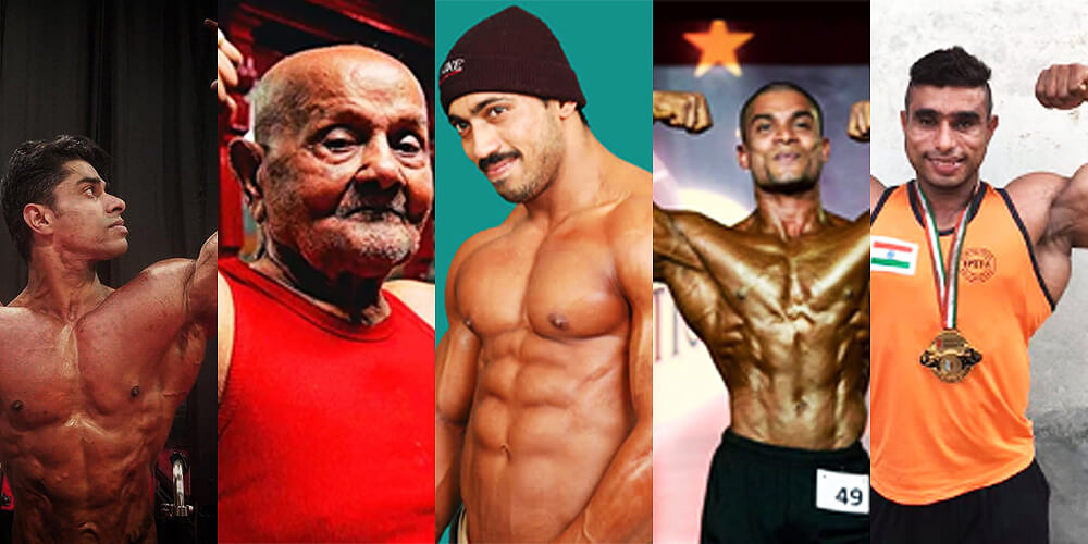 Bodybuilders Dominating Disability with Determination