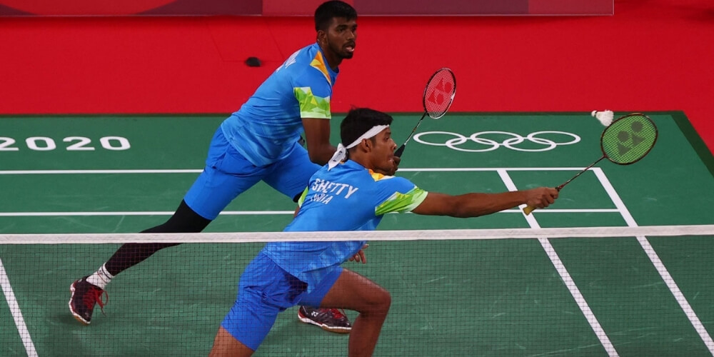 Tokyo Olympics: Chirag - Satwik wins last Badminton doubles game but failed to qualify for Quarters