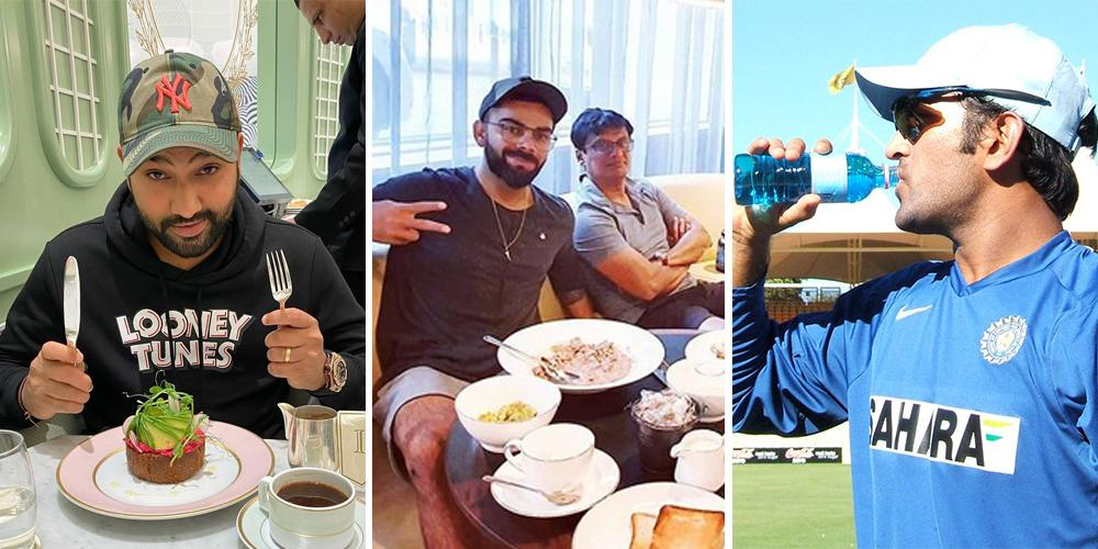 Recommended diet before and after playing a Cricket match