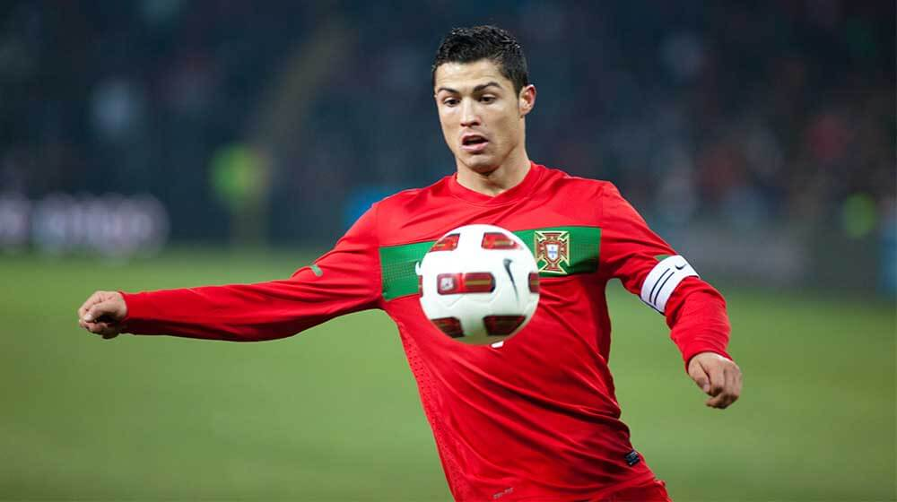 Cristiano Ronaldo scores his 750th career goal, thanks coaches and fans
