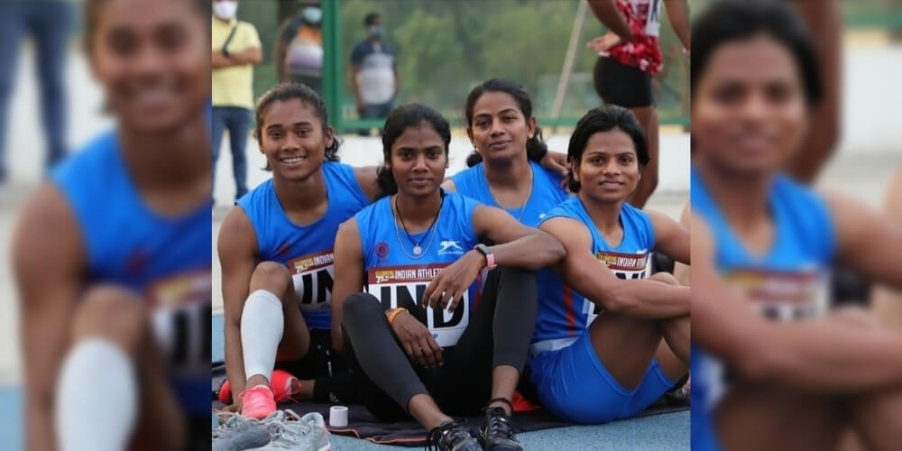 Sprinter Dutee Chand nominated for Khel Ratna by the Odisha Government