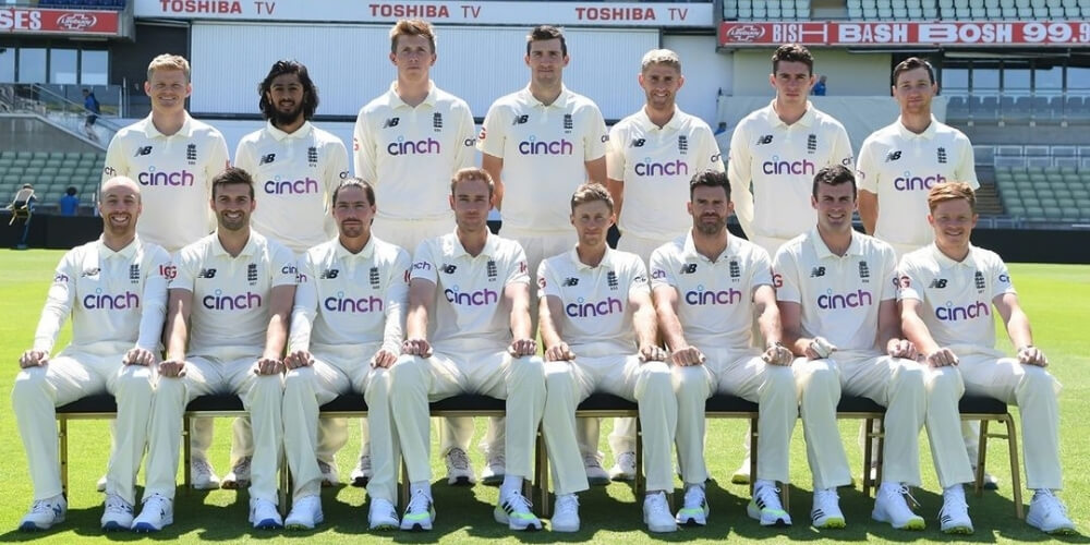 ENG vs IND: England named 17-member squad for first two Tests