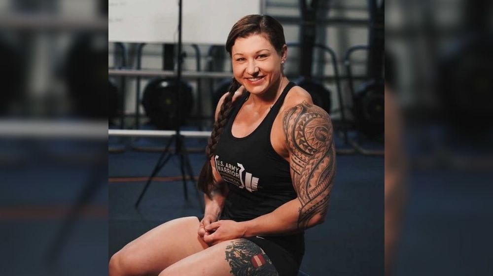 American Sergeant sets new Women's World Record in Weightlifting
