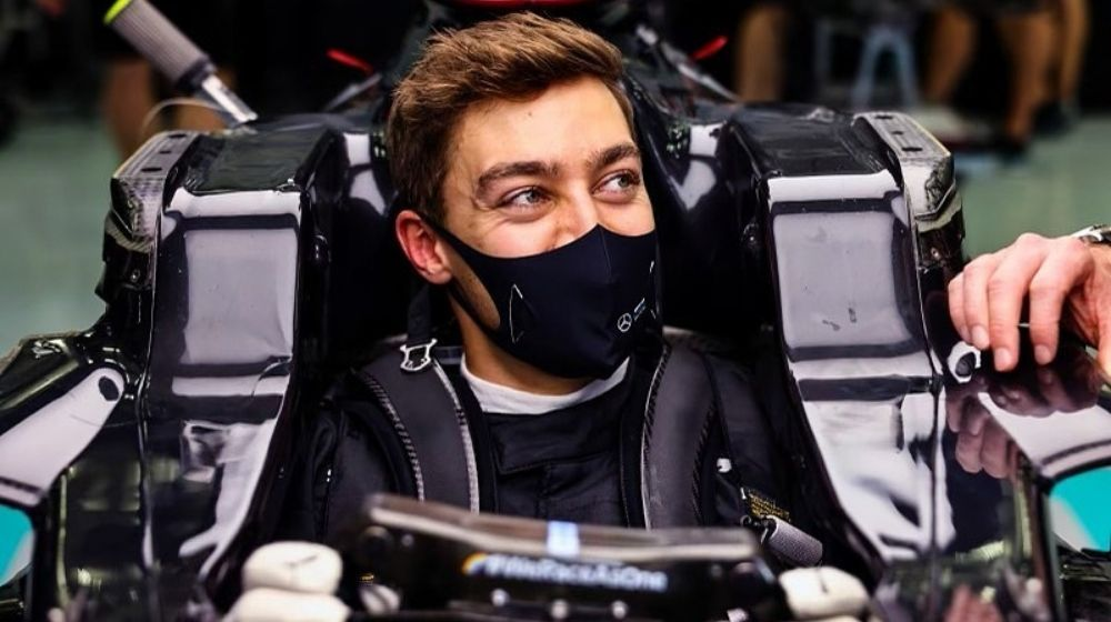 Sakhir Grand Prix: George Russell to replace Lewis Hamilton for Mercedes