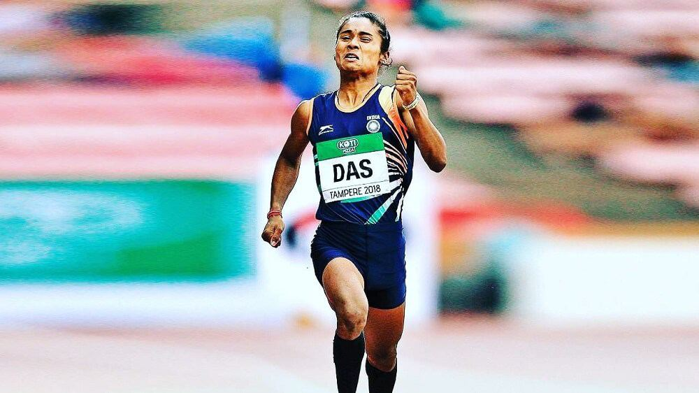 Hima Das: The Dhing Express and her Supersonic Success Journey