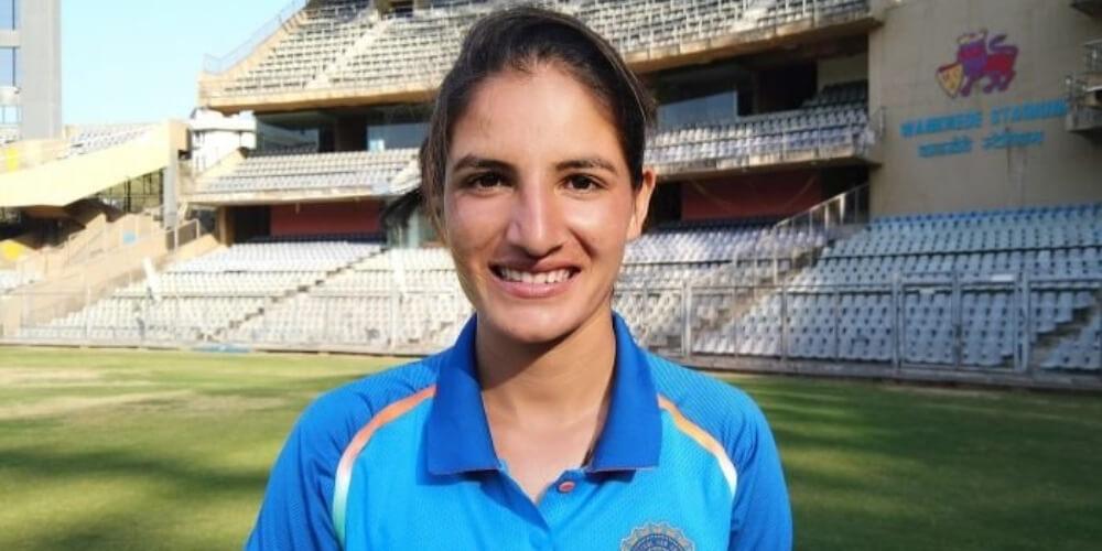 Himachali Pacer Renuka Singh Thakur to represent India in T20Is against Australia