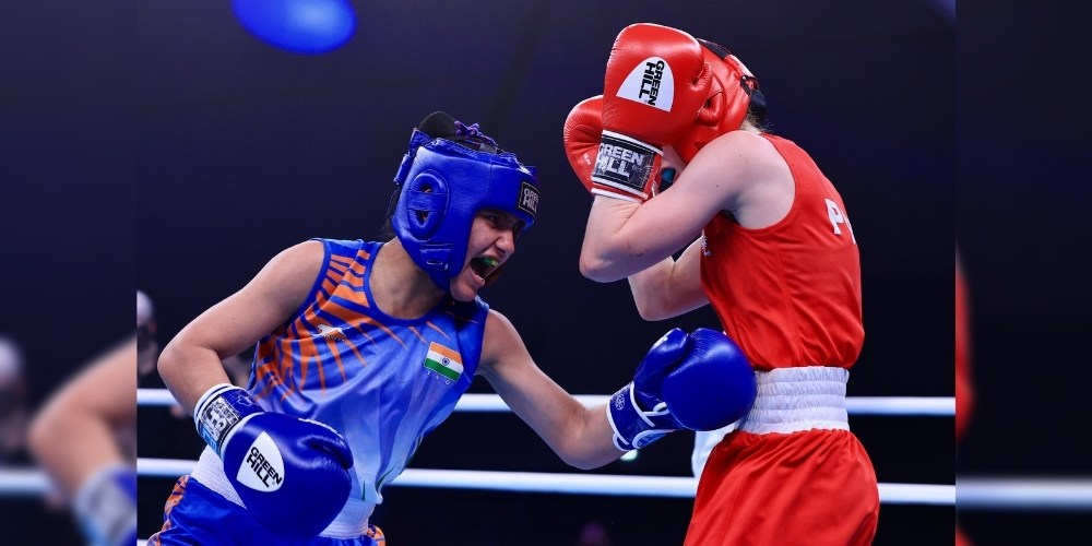 India concluded with a record seven gold medals at 2021 Youth World Boxing Championships