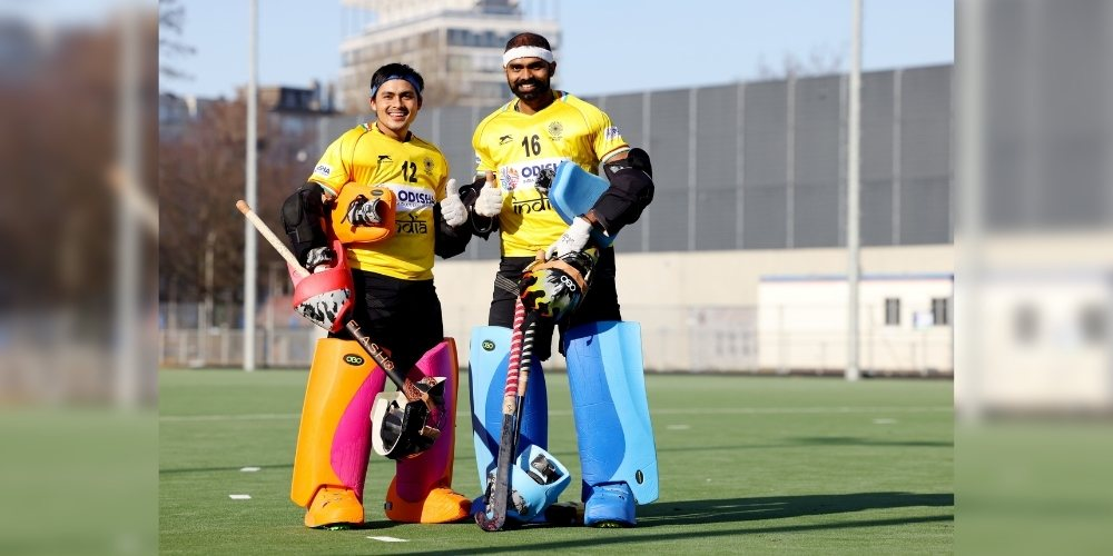 India outclassed Olympic Champions Argentina in the twin Pro League matches