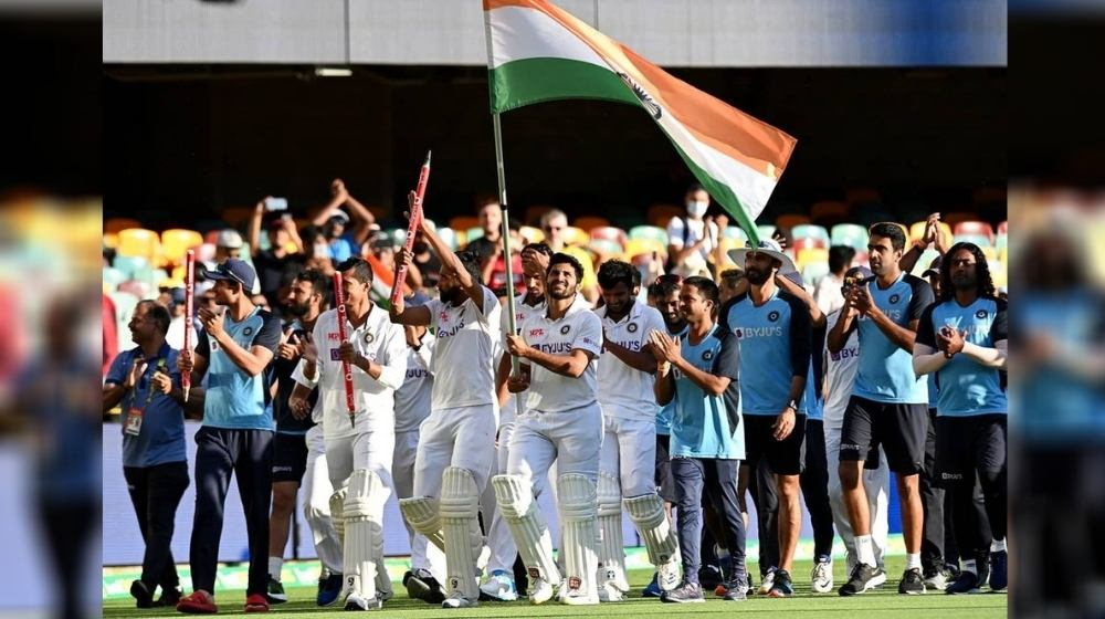 India tops in ICC World Test Championship standings after an 'Aussome' victory with several records
