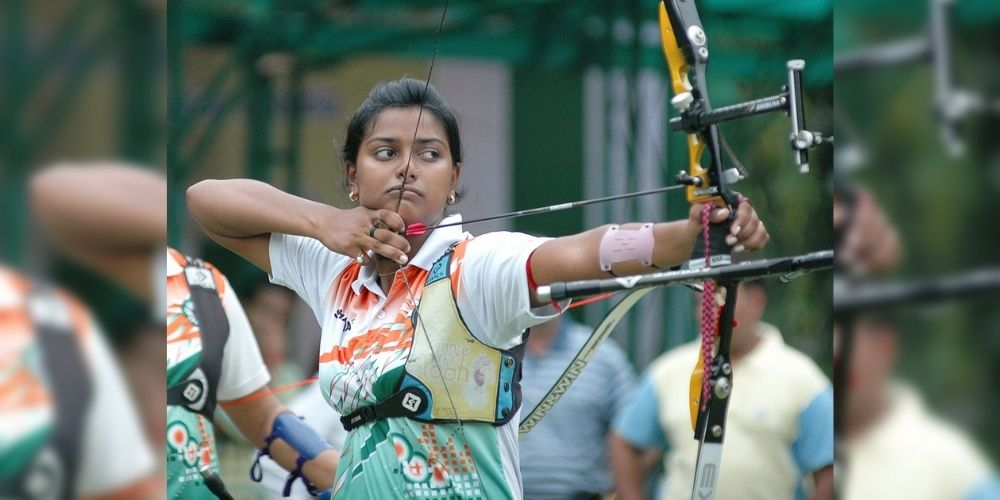 Indian Archers advanced into quarterfinals in three-team events at Archery World Cup