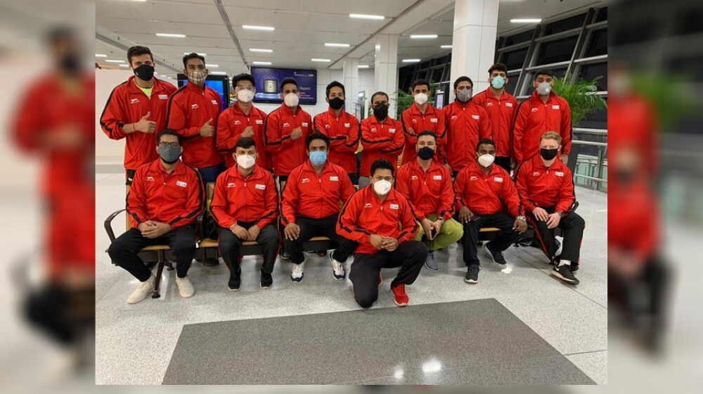 Indian men's boxing team resumed their training in Italy