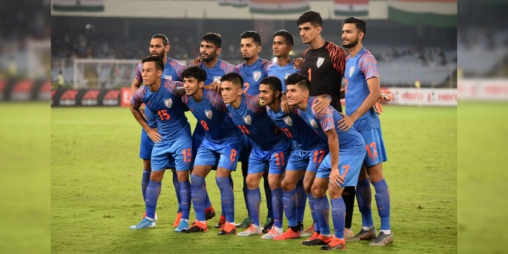 Indian men's football team to play friendly matches with Oman and UAE in March