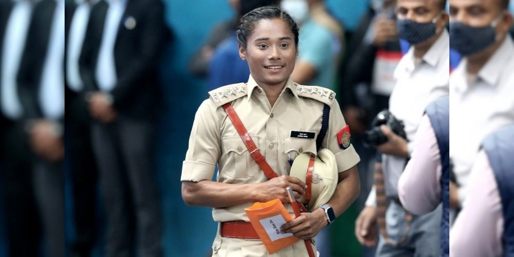 Indian sprinter Hima Das appointed as DSP in Assam Police; says Sports has given me everything