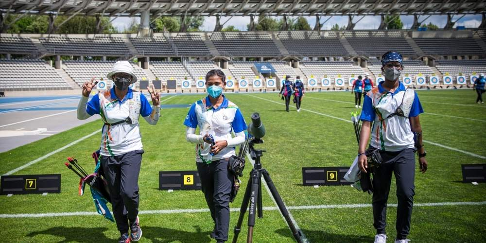 Tokyo Olympics: Indian women's archery team failed in final qualifiers