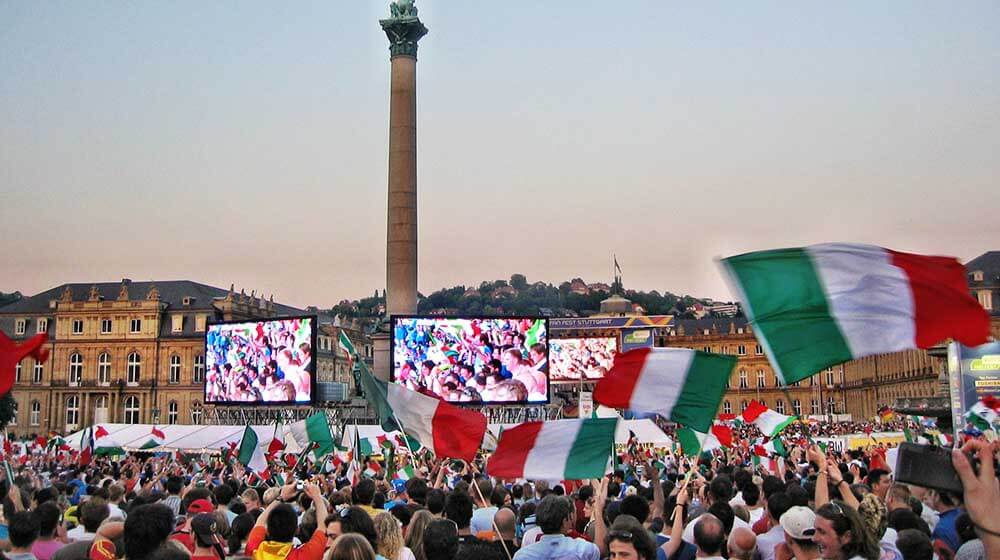 Italy giving a treat to Sports Fans: Opened its gates for sports tournaments