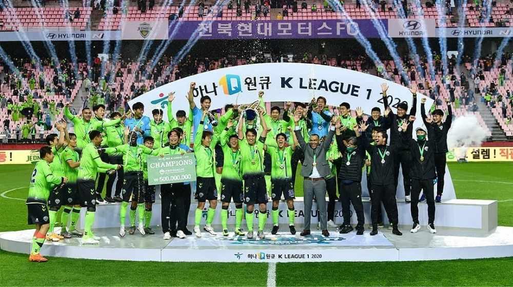 K-League Championship: Jeonbuk Motors wins for record 8th time