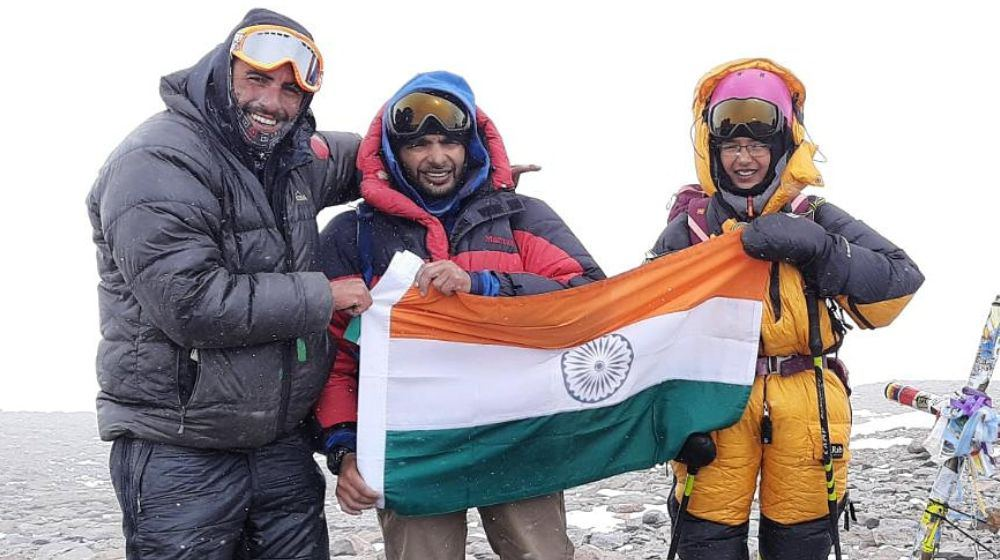 Kamya Karthikeyan: India's Youngest Mountaineer to conquer Mt Aconcagua
