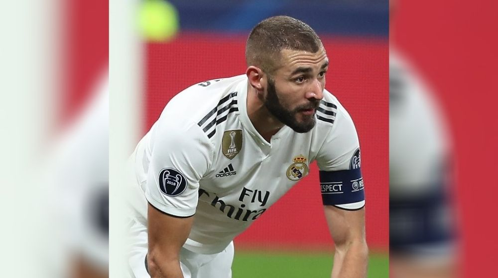 Karim Benzema led Real Madrid to Round 16 in Champions League