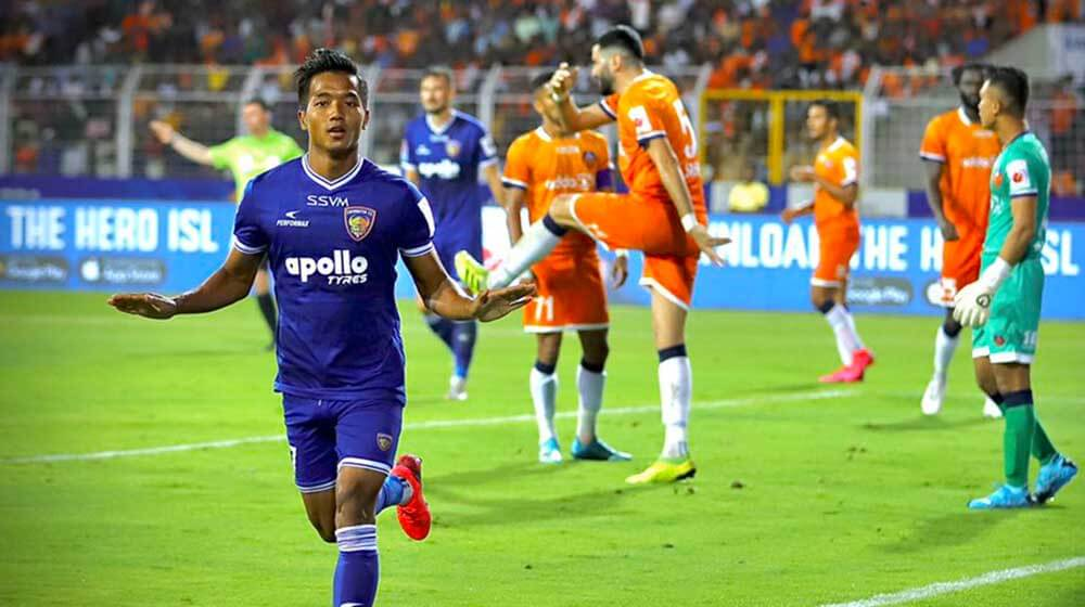 Lallianzuala Chhangte: The sensational young winger of Indian Soccer Team