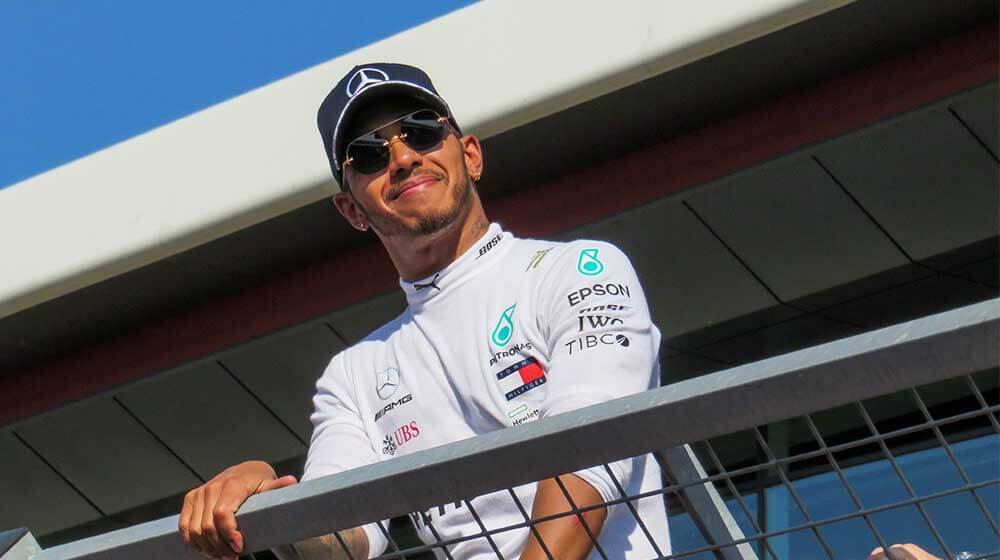 Lewis Hamilton overtakes Schumacher, registers record 92nd F1 victory