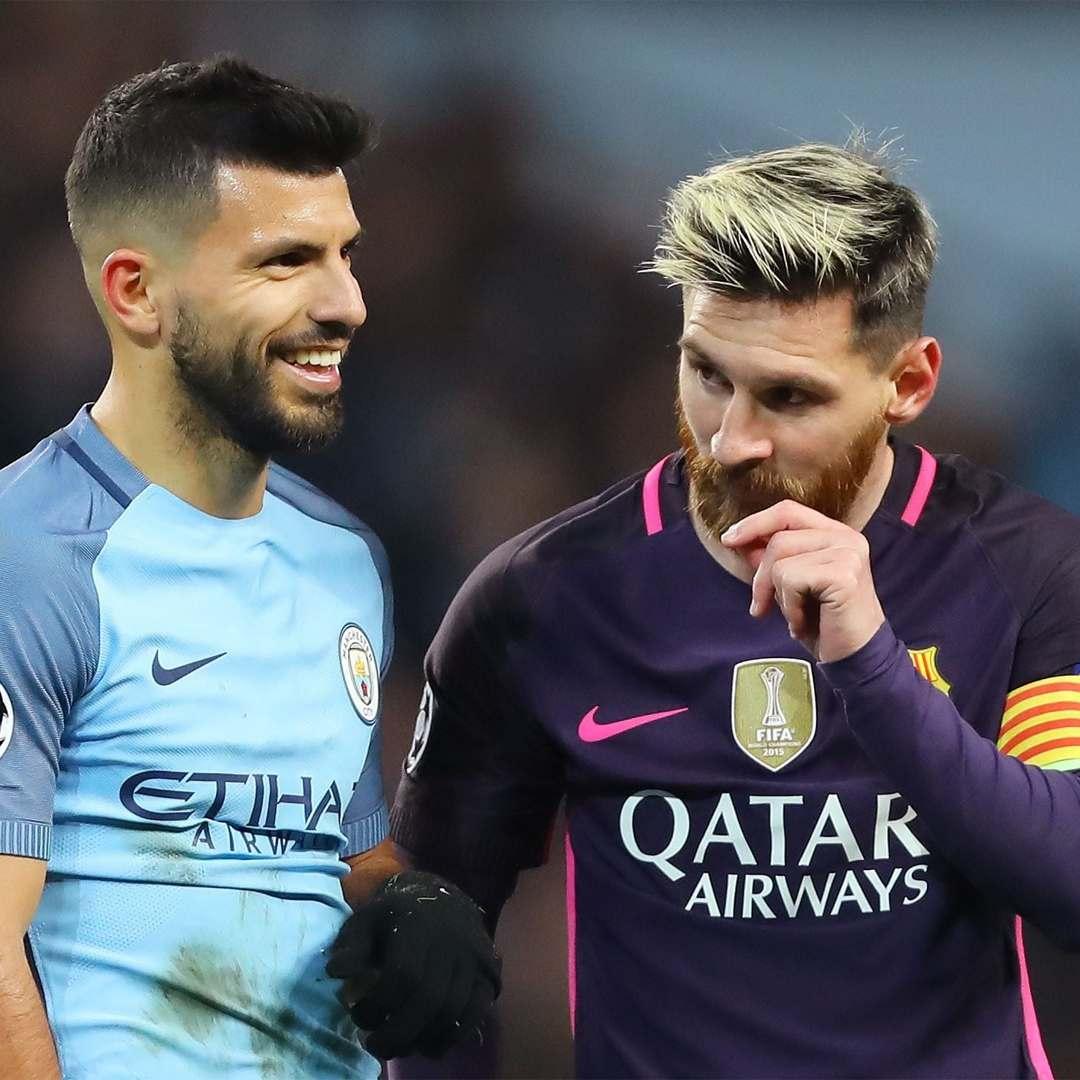 Lionel Messi - Sergio Aguero