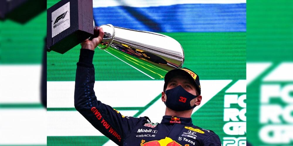 Belgian Grand Prix: Max Verstappen declared the winner of Rain-shattered F1 Race